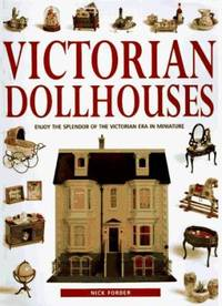 Victorian Doll House Book