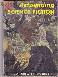Astounding Science Fiction, January 1960 (Volume 64, Number 5)
