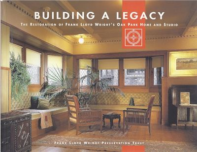 Building a legacy the restoration of frank lloyd wright 39 s for Legacy restoration
