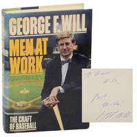image of Men at Work: The Craft of Baseball (Signed First Edition)
