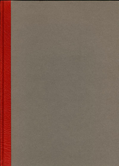 Austin: Printed for the Book Club of California by W. Thomas Taylor, 1990. First edition. Quarter go...