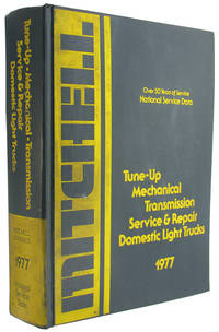 National Service Data: Tune Up, Mechanical, Transmission, Service and Repair: Domestic Light...
