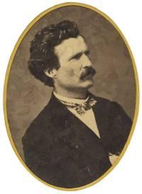 Photographic portrait of Samuel L. Clemens, ca. 1863
