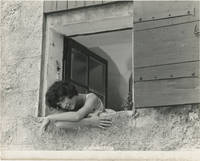 image of A Double Tour [Leda] [Web of Passion] (Original oversize photograph of Antonella Lualdi from the 1959 French film)