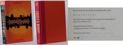 New York, New York, U.S.A.: Pocket Books, 2000. 1st Edition. Hardcover. Fine/Fine. NY: Pocket Books,...