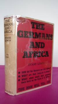 THE GERMANS AND AFRICA