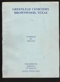 Greenleaf cemetery, Brownwood, Texas