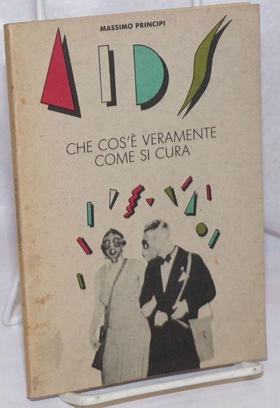 Rome: Edizioni Stampa Alternative, 1987. Paperback. 86p., 4.75x6.5 inches, text in Italian, appendic...