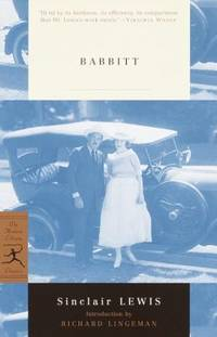 Babbitt by Sinclair Lewis - Paperback - 2002 - from ThriftBooks (SKU: G0375759255I3N00)