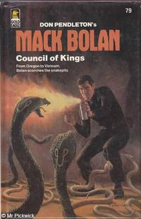 image of Mack Bolan: Council of Kings (Gold Eagle)