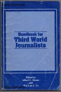 HANDBOOK FOR THIRD WORLD JOURNALISTS.