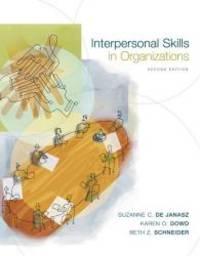 image of Interpersonal Skills in Organizations