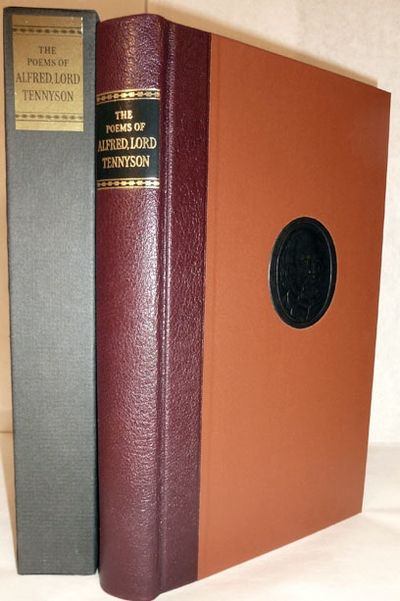 Cambridge: Limited Editions Club, 1974. Hardcover. Quarter maroon goatskin and burnt sienna linen; o...