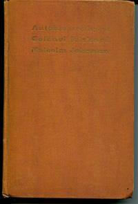 Autobiography of Col. Richard Malcolm Johnston.