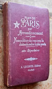 image of Guide Indicateur Des Rues De Paris