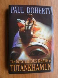 image of The Mysterious Death of Tutankhamun