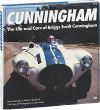 image of Cunningham: The Life and Cars of Briggs Swift Cunningham (First Edition)