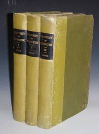 image of A History of Missouri: from the earliest explorations and settlements until the admission of the state into the Union (3 Volume set)