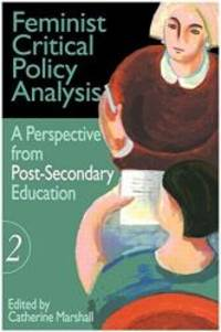 image of Feminist Critical Policy Analysis II (Education Policy Perspectives)