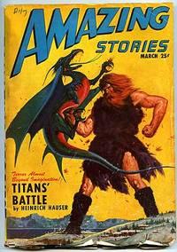 Amazing Stories: Volume 21, No. 3