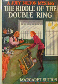 The Riddle of the Double Ring; Judy Bolton Mystery #10