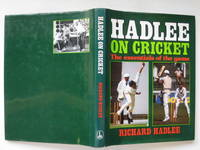 image of Hadlee on cricket: the essentials of the game