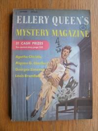 Ellery Queen's Mystery Magazine October 1955