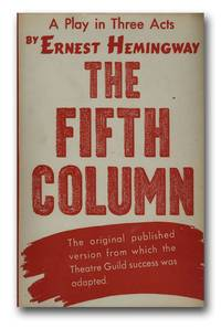 The Fifth Column: A Play in Three Acts