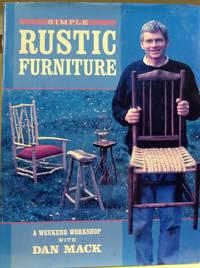 Simple Rustic Furniture:  A Weekend Workship with Dan Mack