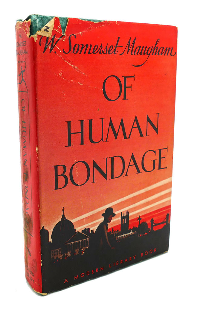 Clip notes for of human bondage by somerset maugham