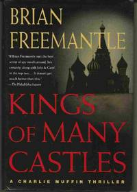 image of KINGS OF MANY CASTLES A Charlie Muffin Thriller