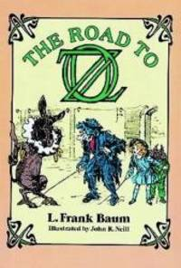 image of The Road to Oz (Dover Children's Classics)