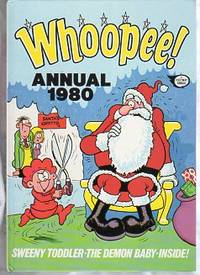 WHOOPEE! ANNUAL 1980 by Ipc Magazines Ltd  - Hardcover  - 1979  - from Rivers Edge Used Books (SKU: 43489)