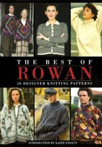 image of The Best of Rowan : 50 Designer Patterns