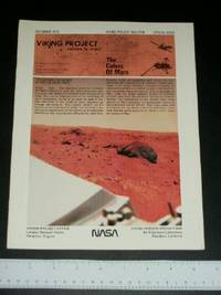 Viking Project, Mission to Mars!, The Colors of Mars, December, 1976, Viking Project Bulletin, Special Issue