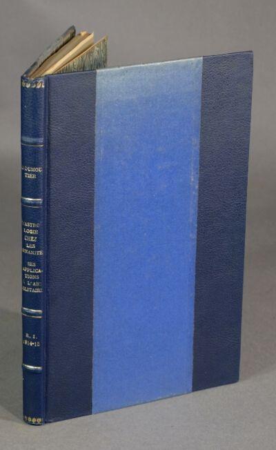 L'astrologie chez les Annamites, by G. Dumoutier, 26-p. extract, illustrated throughout; La fete du...
