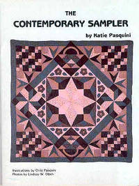 The Contemporary Sampler by Katie Pasquini - Paperback - Signed - 1985 - from The Book Faerie (SKU: 018139)