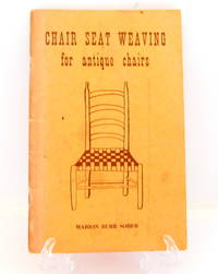Chair Seat Weaving for Antique Chairs