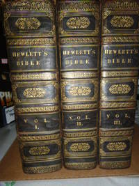 The Holy Bible, Containing The Old and the New Testament, and Apocrypha, with Critical, Philological, and… by  The Rev. John Hewlett  - 1st Edition  - 1811  - from N & A Smiles (SKU: 8713)