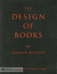 DESIGN OF BOOKS.|THE