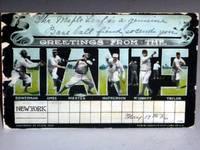 image of New York Giants 1905 Baseball Card