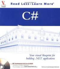 C#: Your visual blueprint for building .NET applications (Visual (Software))