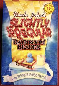 Uncle John\'s Slightly Irregular Bathroom Reader