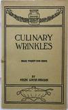View Image 1 of 3 for  Culinary Wrinkles Recipes and Directions for the use of Armour's Extract of Beef Inventory #2174
