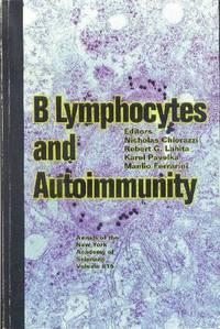 B Lymphocytes and Autoimmunity   -   Annals of the New York Academy of Sciences.  Volume 815