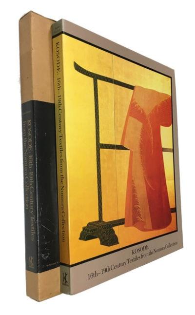 NY: Japan Society; NY & Tokyo: Kodansha, 1984. Paperback. Near Fine. Kosode, 16th-19th Century Texti...