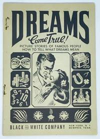 [AFRICAN AMERICAN] [DREAM BOOK] Dreams Come True! Picture Stories of Famous People How to Tell What Dreams Mean