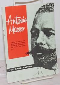 image of Antonio Maceo