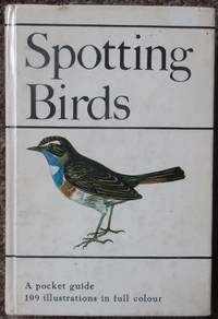 image of SPOTTING BIRDS: A POCKET GUIDE TO BIRD WATCHING.