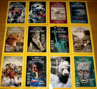 National Geographic 1986 (January - December) 12 Issues